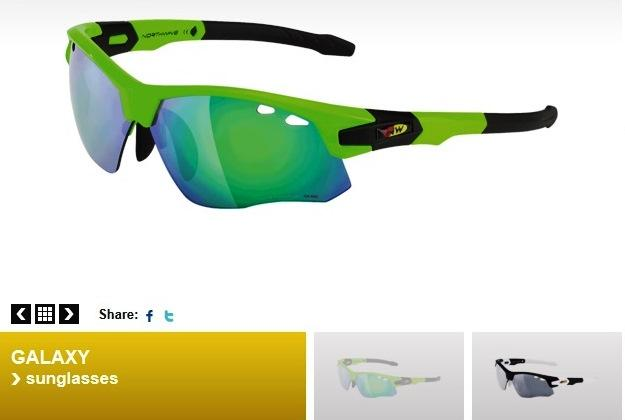 Northwave Brille